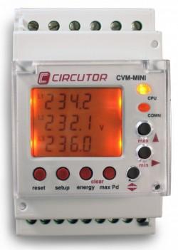 CVM MINI - Измеритель параметров электроэнергии на DIN рейку