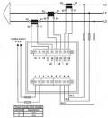 CVM 96 - Щитовой анализатор качества электроэнергии