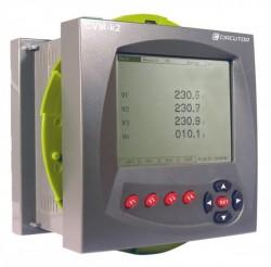 CVMk2 - Щитовой анализатор качества электроэнергии