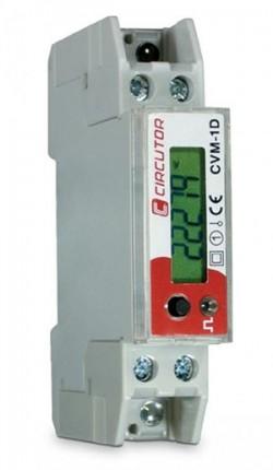 CVM1D - Однофазный анализатор электроэнергии с креплением на DIN рейку