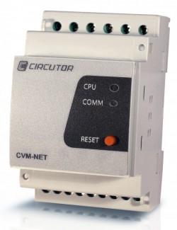 CVM NET - Трехфазный анализатор качества электроэнергии на DIN рейку
