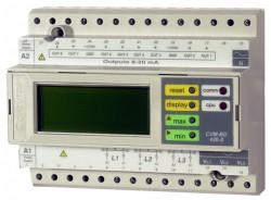 CVM BD - Трехфазный анализатор качества электроэнергии на DIN рейку
