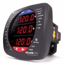 Shark 200 (V2) - Многофункциональный измеритель электрической энергии и мощности