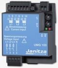 UMG 103 - Анализатор мощности с креплением на DIN рейку