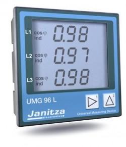 UMG 96L - Анализатор параметров электрической сети