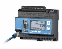 UMG 604 - Анализатор мощности с креплением на DIN рейку