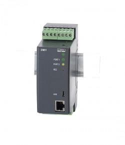 SM61 - регистратор данных со встроенным WEB сервером