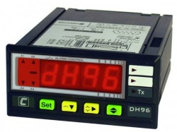 DH96 CPM - Измеритель параметров постоянного напряжения, тока и мощности